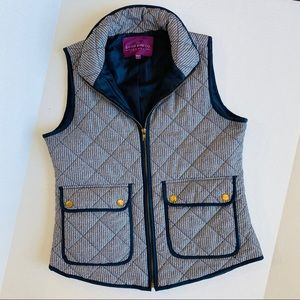 Savile Row Quilted Vest